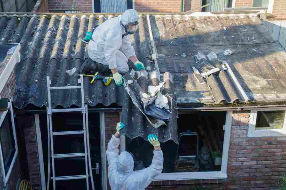 hire only the best asbestos contractor